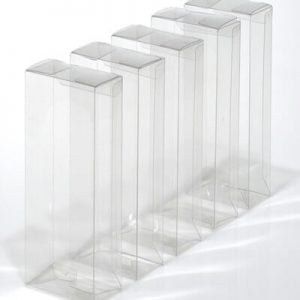 crystal clear packaging